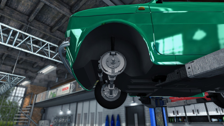 Repairing Brake Systems - Car Mechanic Simulator 2015