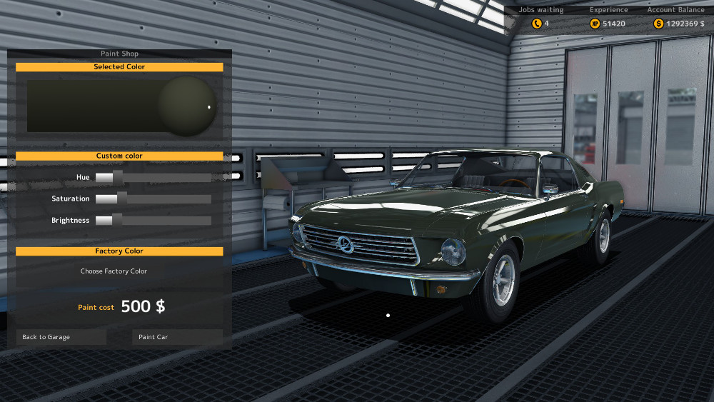 Tools Tests Upgrades Car Mechanic Simulator 2015